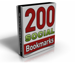 200 Social Bookmarks