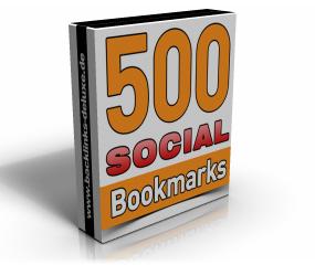 500 Social Bookmarks
