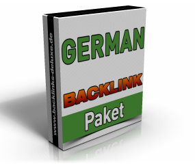 German Backlinks Paket