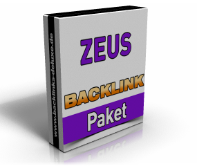Zeus Backlinks Paket