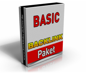 Basic Backlinks Paket