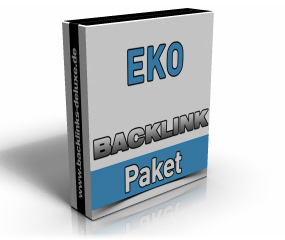 EKO Backlinks Paket
