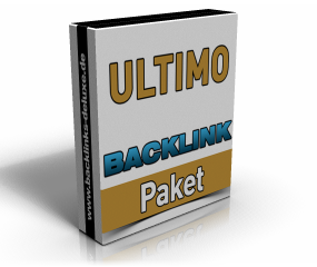 Ultimo Backlinks Paket